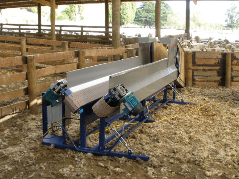 daytech sheep conveyor